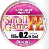 SWS Small Game PE 150� #0.2/0.074�� 5LB 2.1�� ���� Sunline
