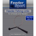 Feeder Fishing Links 9 отвод фидерный FeederSport